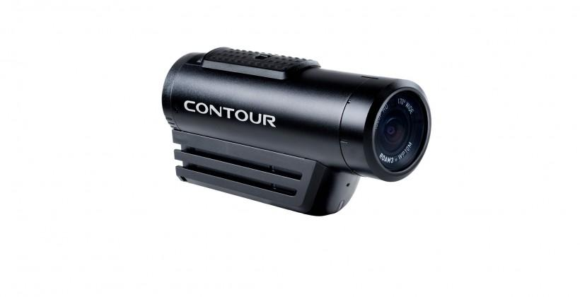 Contour ROAM3 Action camera: waterproof to 30ft and more