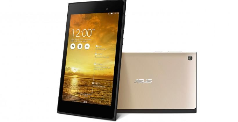 ASUS MeMO Pad 7 slims KitKat slate with LTE