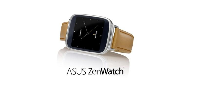 ASUS ZenWatch brings Android Wear, extra perks for ASUS smartphones