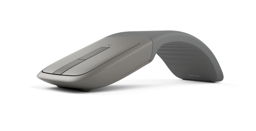 Microsoft's Arc Touch Mouse gets Bluetooth upgrade