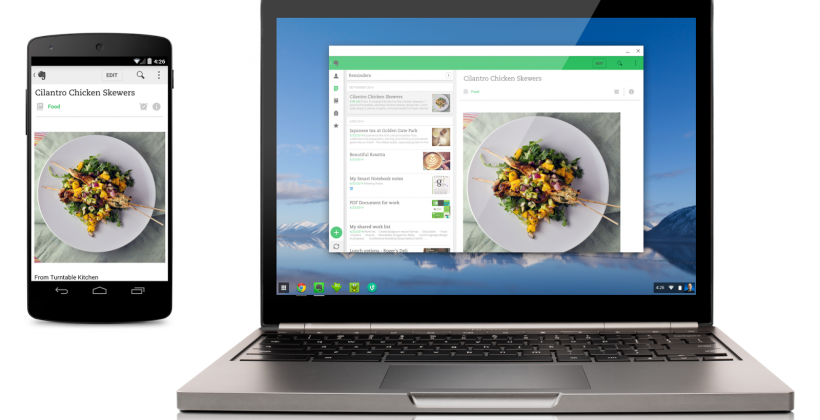 Android apps are now running on Chrome OS