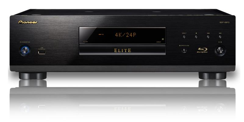 Pioneer brings new 'Elite' Blu-ray players to market