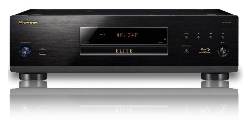Pioneer brings new 'Elite' Blu-ray players to market