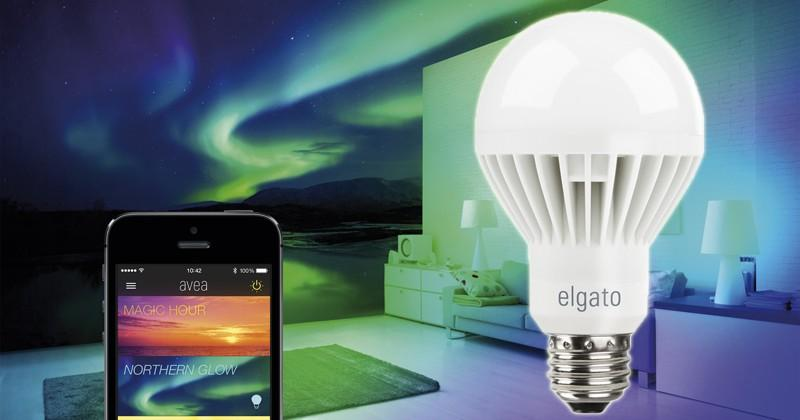 Elgato Avea takes on Hue; Eve HomeKit sensors teased