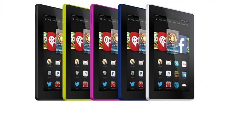Amazon Fire HD 6 and Fire HD 7: taking on the budget range