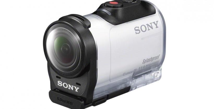 Sony Action Cam Mini reignites POV war