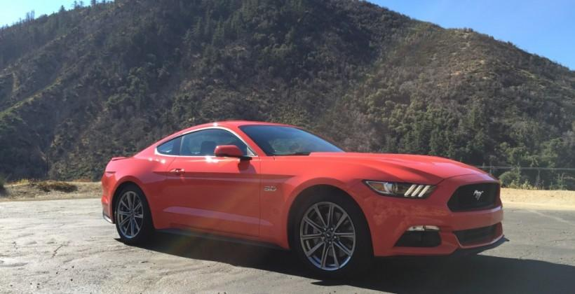 2015 Ford Mustang First Drive: Pony Car rebooted