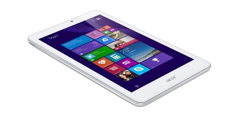 Acer brings three new tablets to IFA 2014