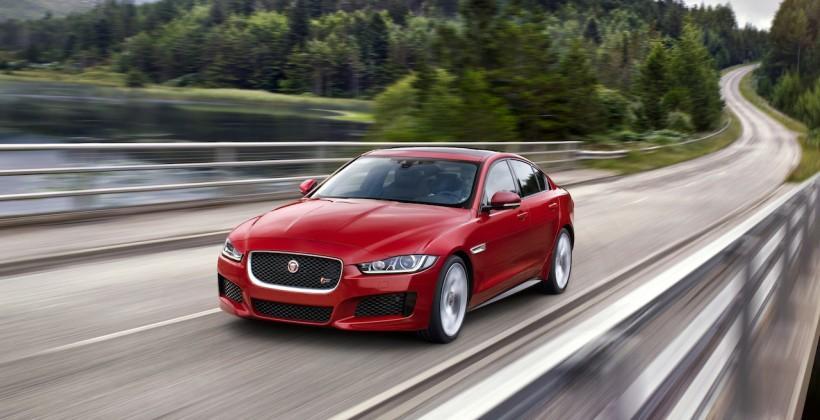 Jaguar XE revealed: Entry-level kitty with plenty of tech