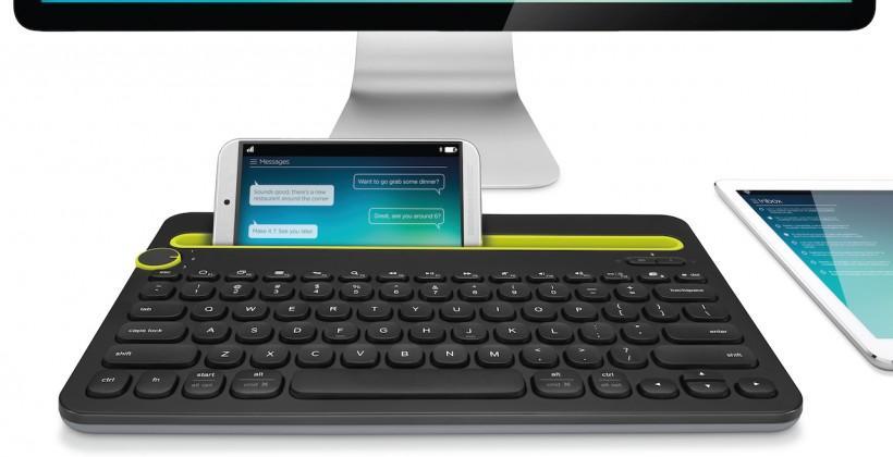 Logitech outs polyamorous K480 Bluetooth keyboard