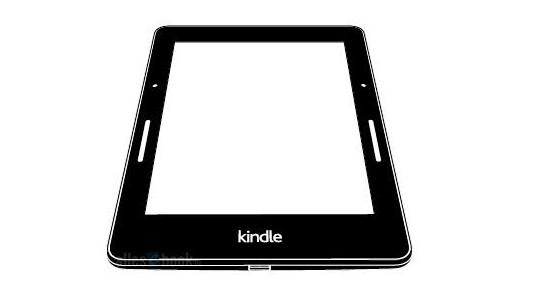 Kindle Voyage leaks: 8mm thick and 300 ppi screen