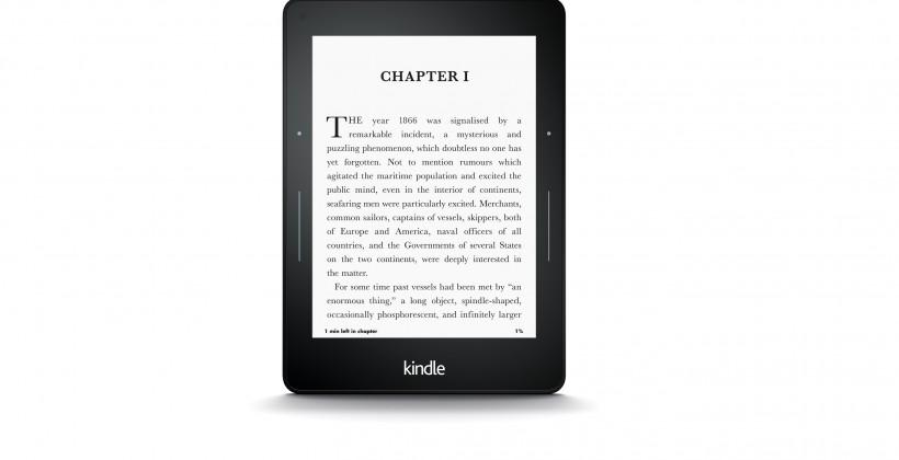Kindle Voyage is its most advanced ereader, says Amazon