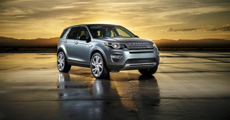 Land Rover Discovery Sport: a versatile 5+2 seater SUV