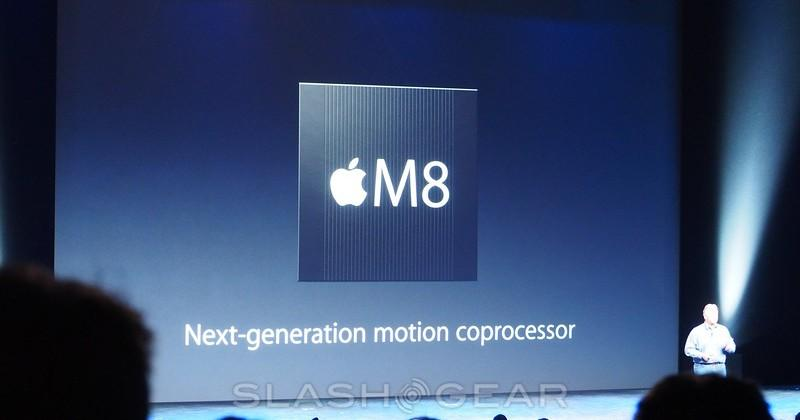 iPhone 6 M8 detailed: next-gen motion coprocessor