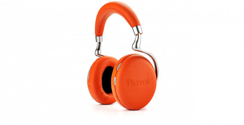 Parrot Zik 2.0 headphones: same touch controls, now lighter
