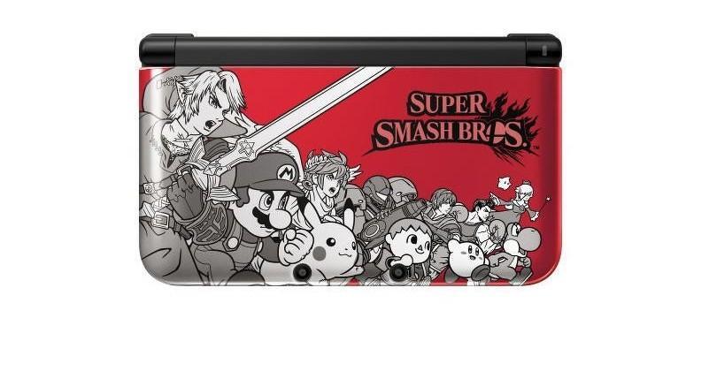 Nintendo 3DS XL Super Smash Bros. surfaces in Walmart ad