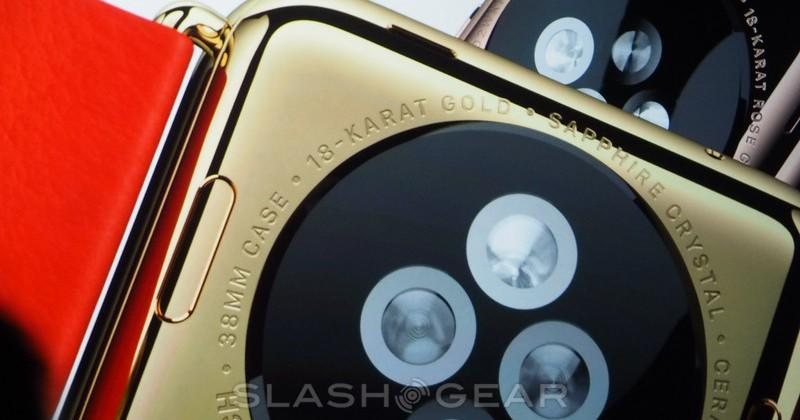 Apple Watch boasts wireless charging