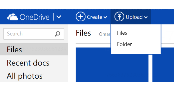 OneDrive now supports files as large as 10 GB