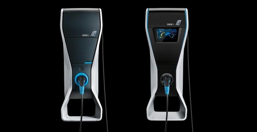 BMW just made car charging smart