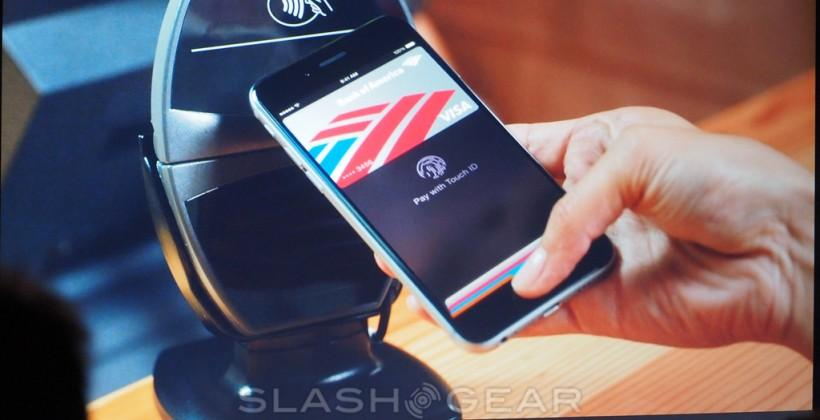 Apple Pay arrives to kill your wallet