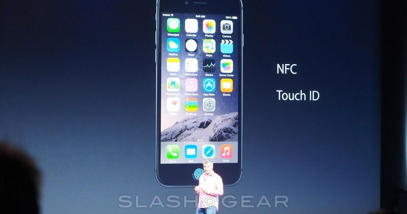 NFC on the iPhone 6: secure and subtle