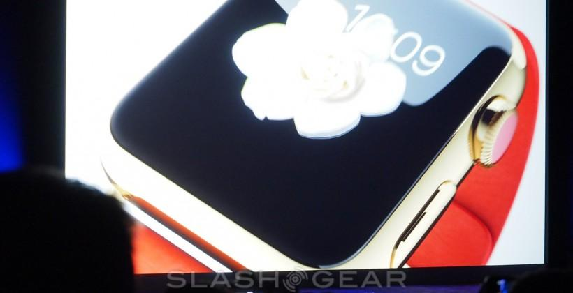 Apple Watch Digital Crown and touch tech detailed