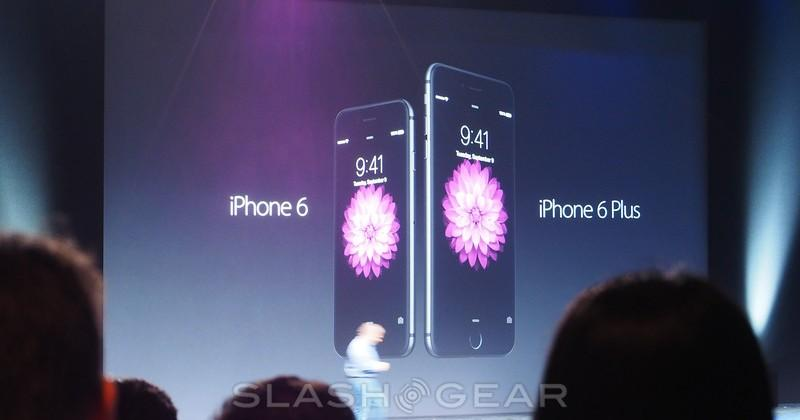 iPhone 6 and iPhone 6 Plus official