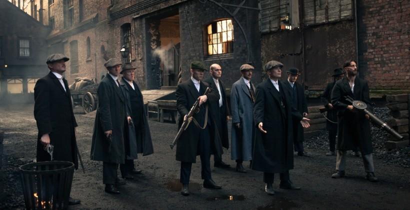 "Netflix nabs US rights to UK's ""Peaky Blinders"" series"