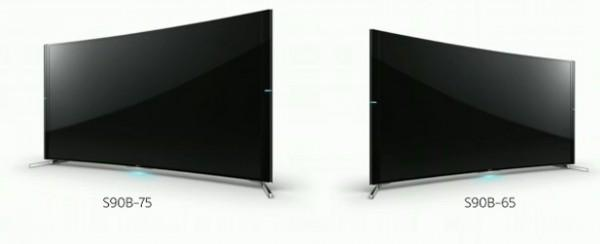 Sony reveals two new 4K TVs: S90B-65 and S90B-75