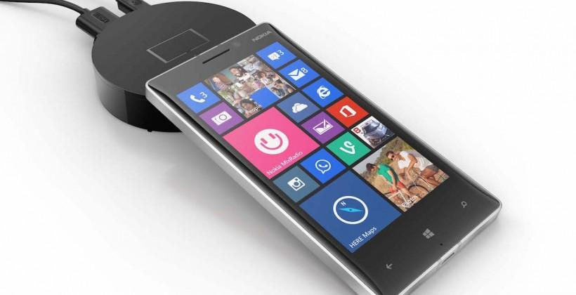 Nokia Screen Sharing pipes Lumia to TV via NFC coaster