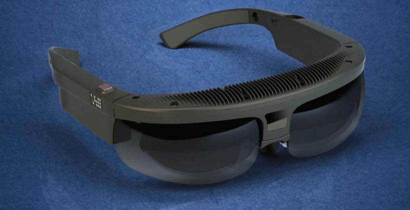 ODG R-7 Android smart glasses: no smartphone required