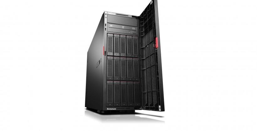 Lenovo ThinkServer trio targets the enterprise