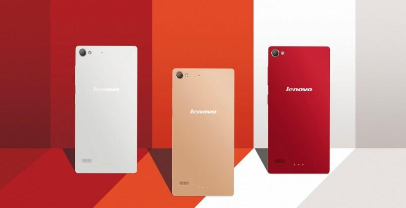 Lenovo's smartphone lineup expands with Vibe Z2 and Vibe X2