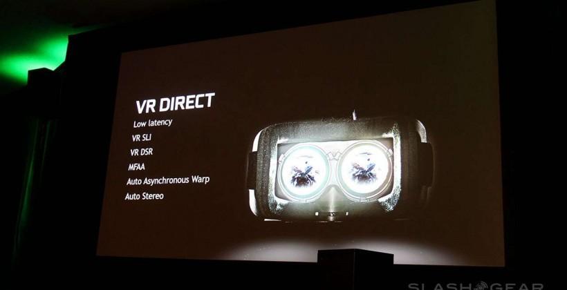 NVIDIA VR Direct: Oculus Optimized