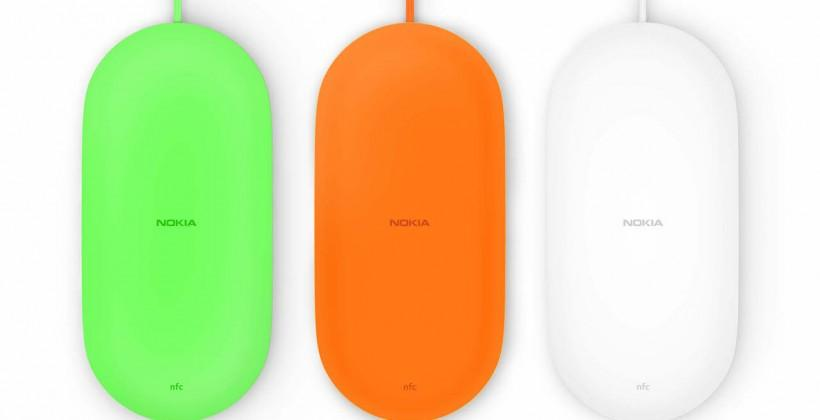 Nokia adds smart LED to its Qi wireless charging plate