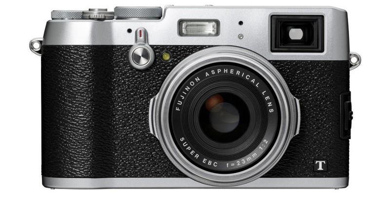 Fujifilm X100T boasts world's first Electronic Rangefinder