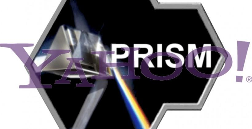 Yahoo: Government made us give info to PRISM