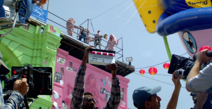 Sunset Overdrive live action trailer: giggles in play