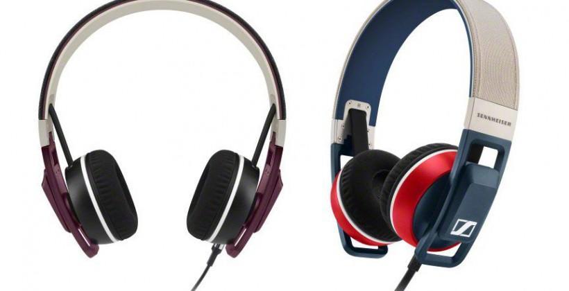 Sennheiser URBANITE headphones boost the bass correct