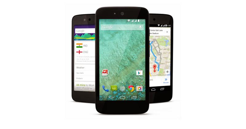 Google unveils first Android One batch in India