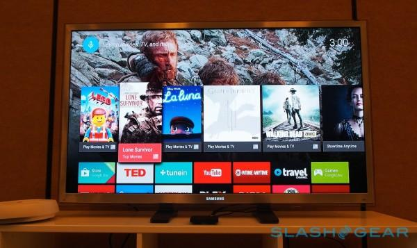 ASUS Nexus Player shows early Android TV promise