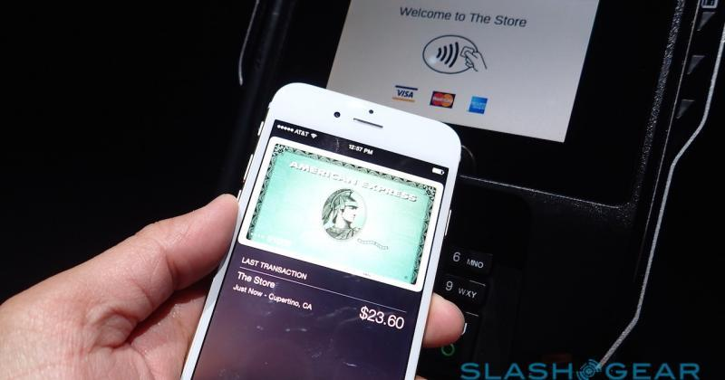 iPhone 6 NFC will only work with Apple Pay