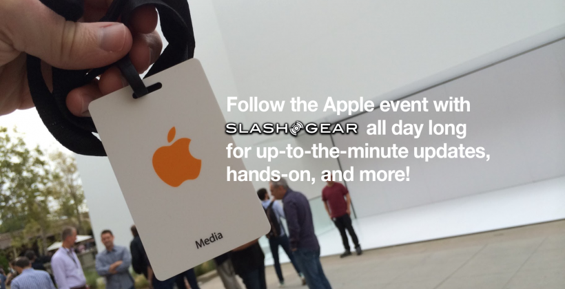 Apple iPhone 6 iWatch Event: We're Here!