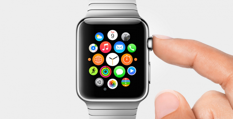 This is the Apple Watch