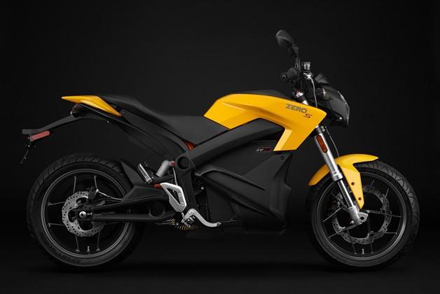 2015 Zero Motorcycles lineup: better designs, longer ranges