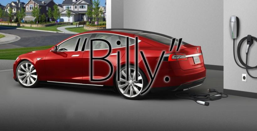 Tesla update lets you name your car