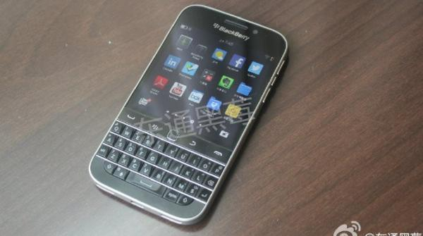 "BlackBerry Classic ""Q20"" gets another set of photo leaks"
