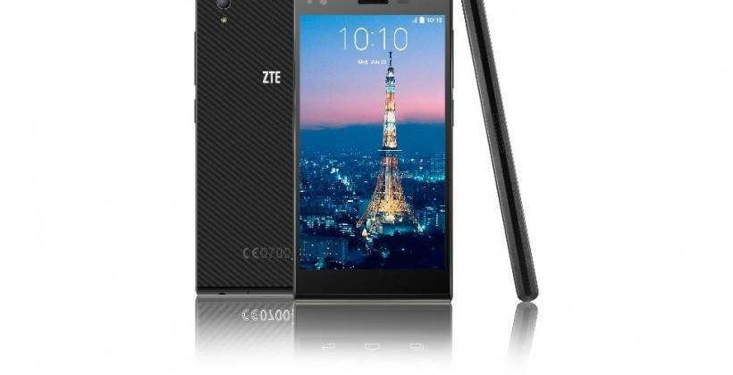 ZTE Blade Vec 3G, Vec 4G handsets: same design, different specs