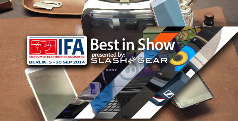IFA 2014: Best in Show
