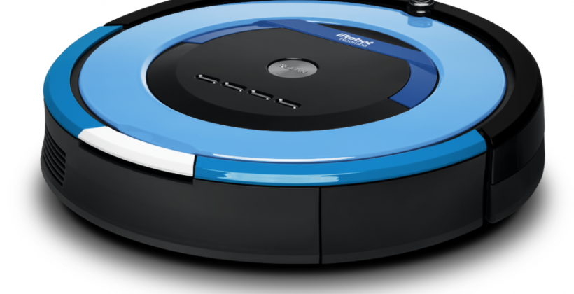 Roomba outed with custom colors